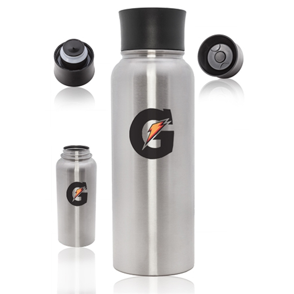41 oz. Stainless Steel Sports Bottle