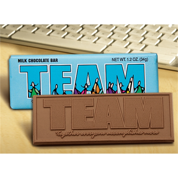 TEAM Chocolate Bar