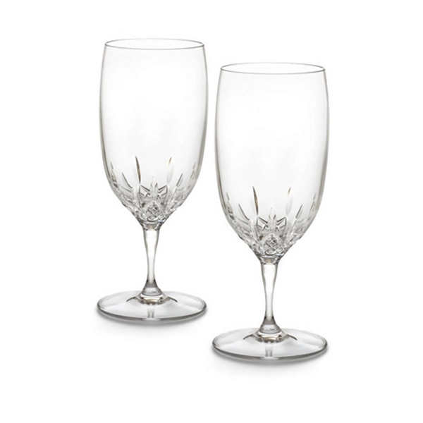 Waterford Lismore Essence Water Glass (pair)