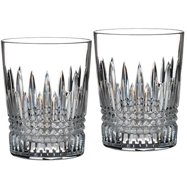 Waterford Lismore Diamond Tumbler (pair)