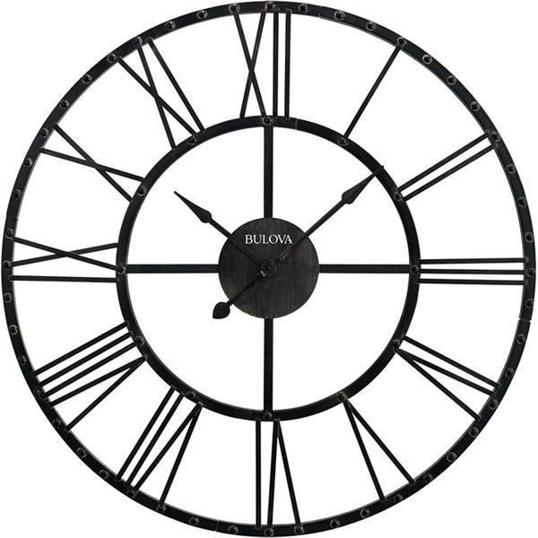 Bulova Carmen Oversized Wall Clock