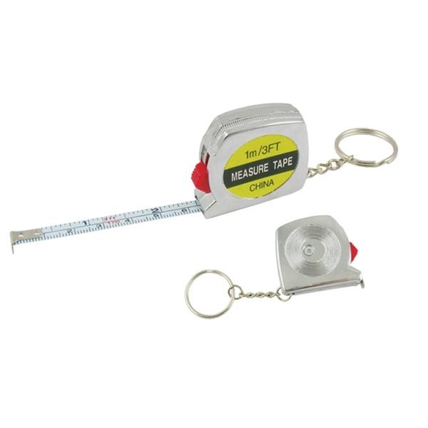 Mini Classic Tape Measure W/Key Chain