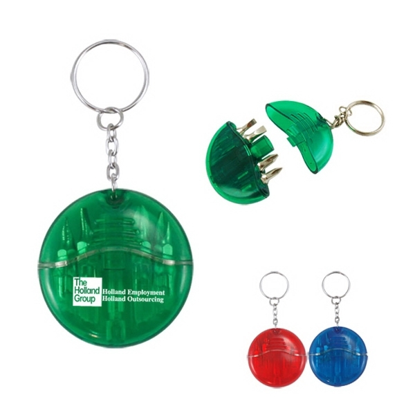 Mini Tool Kit W/Key Ring