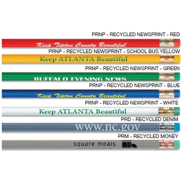 Recycled Eco Pencil