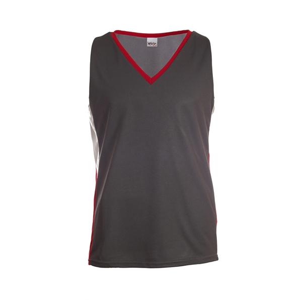 Dry fit reversible shirt