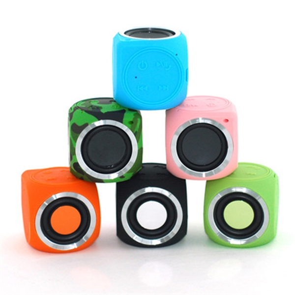 Mini Waterproof Bluetooth Speaker