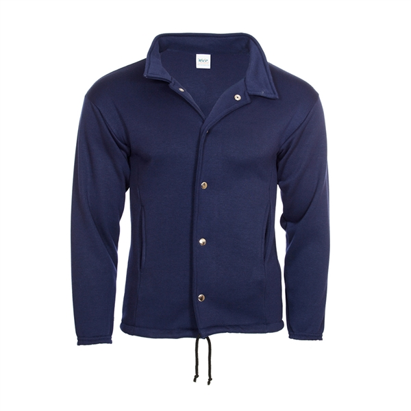 Snapped jacket