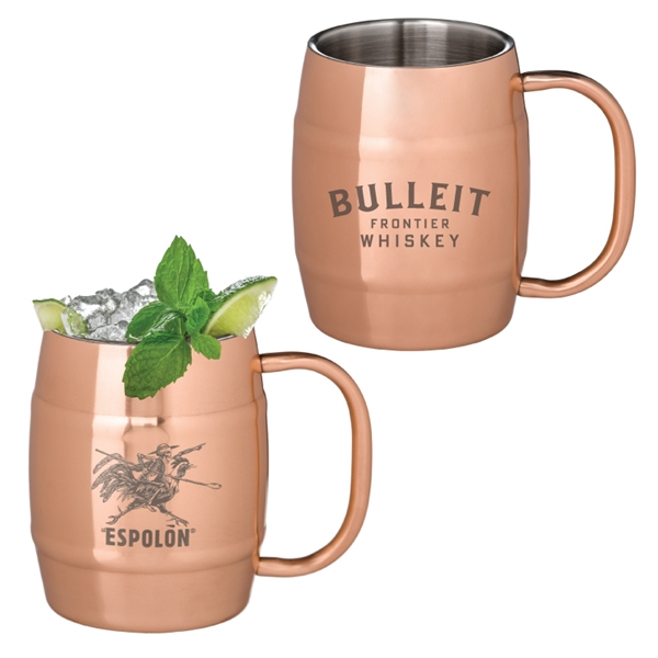 Sherpani Copper Plated Moscow Mule Mug
