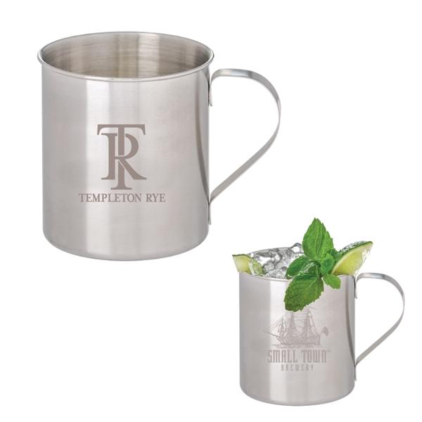 Tibeti Mini Stainless Steel Moscow Mule Mug