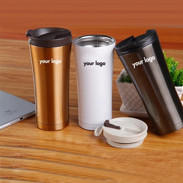 Double Wall 18 oz Stainless Steel Starbucks Type Tumbler
