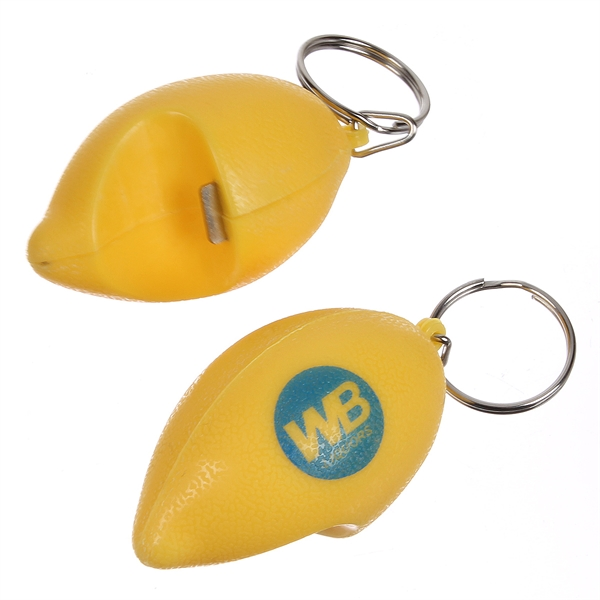 Lemon Bottle Opener