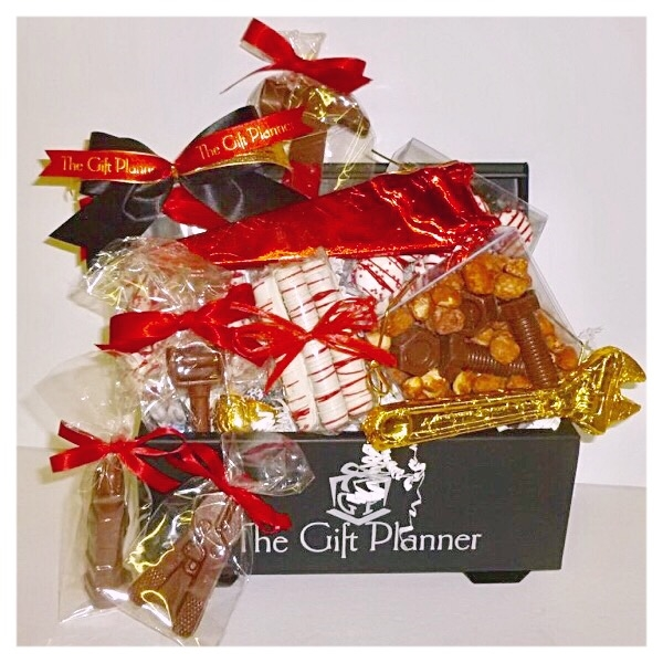 Chocolate Tools Gourmet Treat Job Box - Deluxe