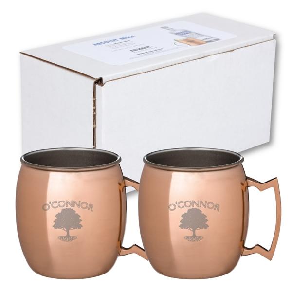 Annapurna Moscow Mule - 2 Mug Set