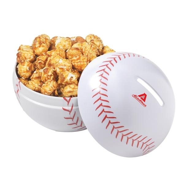 Doubleheader Baseball Tin