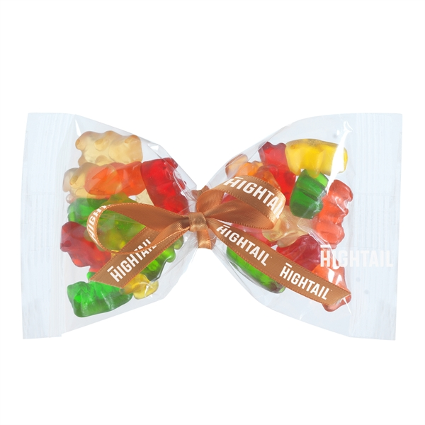 Bow Tie Snack Pack / Gummy Bears