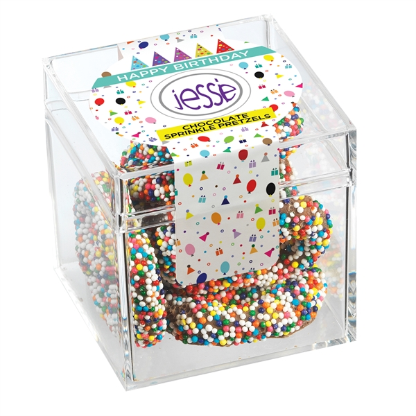 Signature Cube Collection - Chocolate Covered Pretzels
