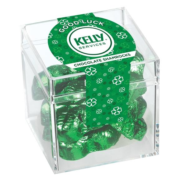Signature Cube Collection - Chocolate Shamrocks