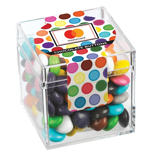 Signature Cube Collection - Chocolate Buttons
