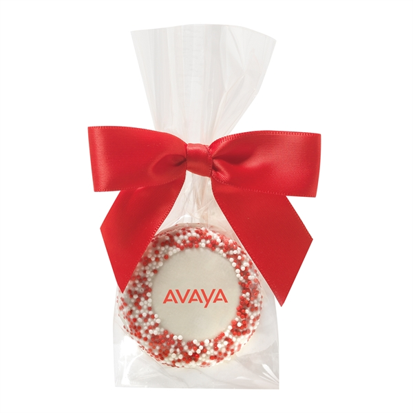 Favor Bag With Custom Chocolate Covered Oreo®