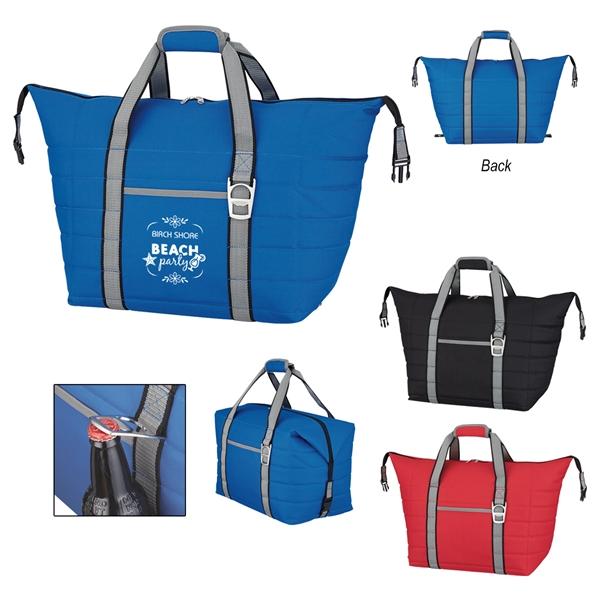 Husky Kooler Tote Bag