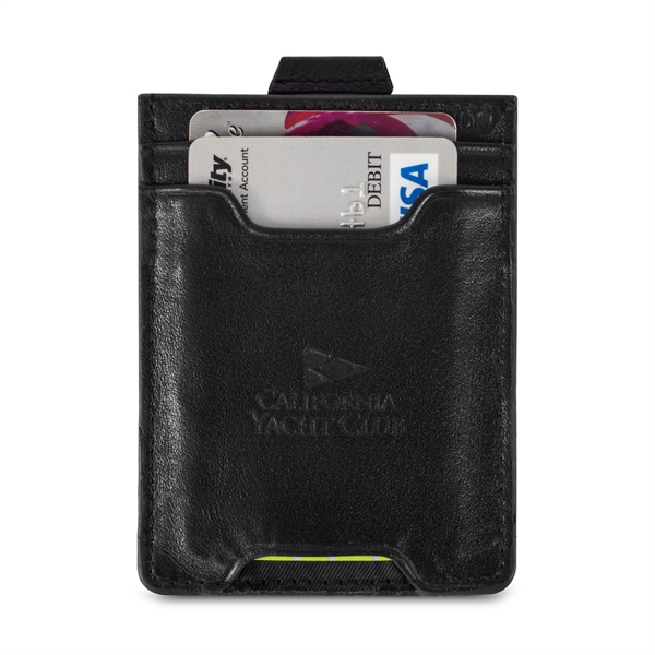 Travis & Wells™  Leather Wallet