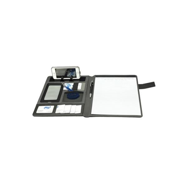 Magnetic Clip Fabric Portfolios