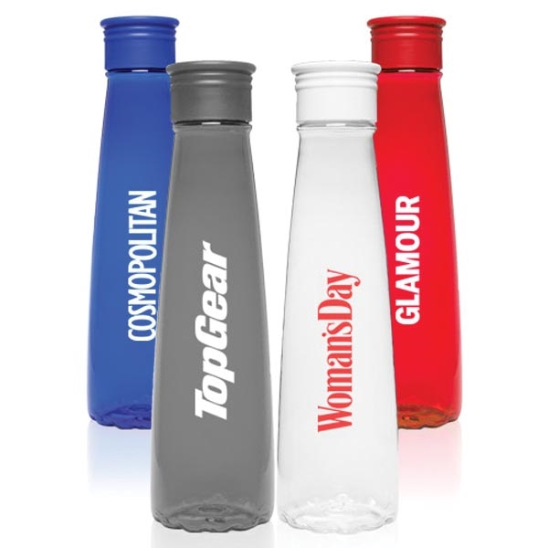 22 oz. Atlas Plastic Water Bottle