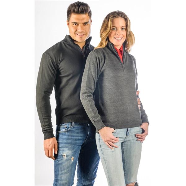 Ladies 1/4 Zip Sweaters