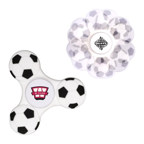 GameTime®  Spinner - Soccer