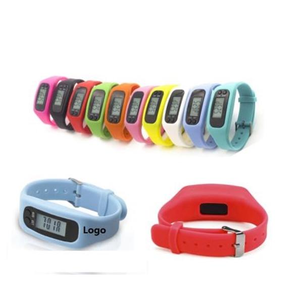 Smart Wear Tracker Pedometer