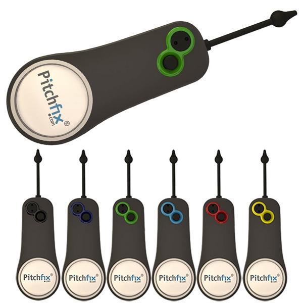 Fusion 1 Pin Golf Divot Tool