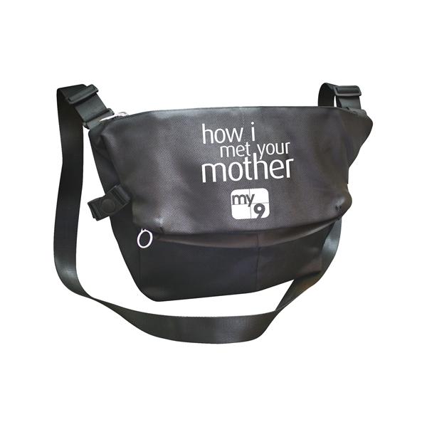 Fold Over Tablet Messenger Bag