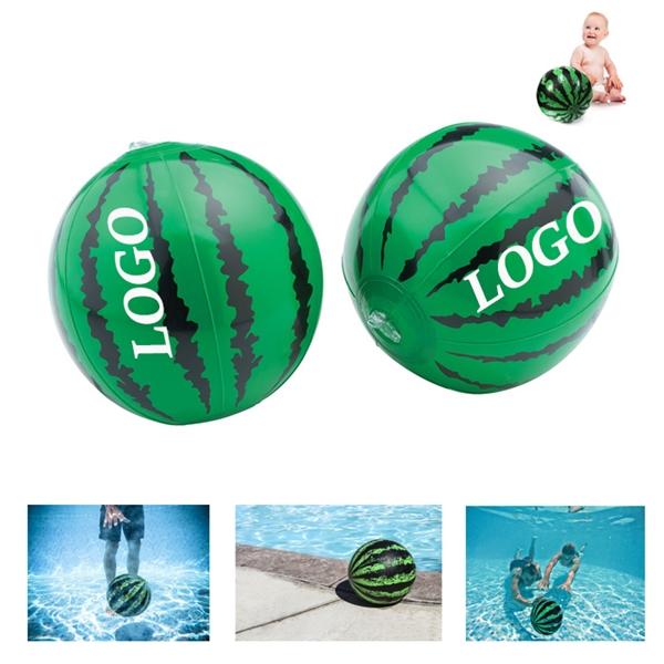 Watermelon Beach Balls