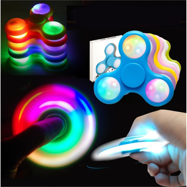 Flashing Fidget Spinner