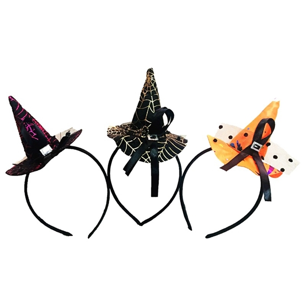 Halloween Witch Headband