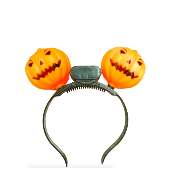 Pumpkin Hair Band For Halloween