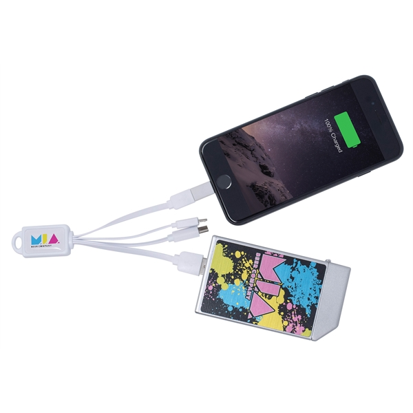 True Wireless Earbuds + Power Bank