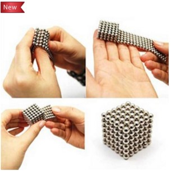 Magnetic Bucky balls
