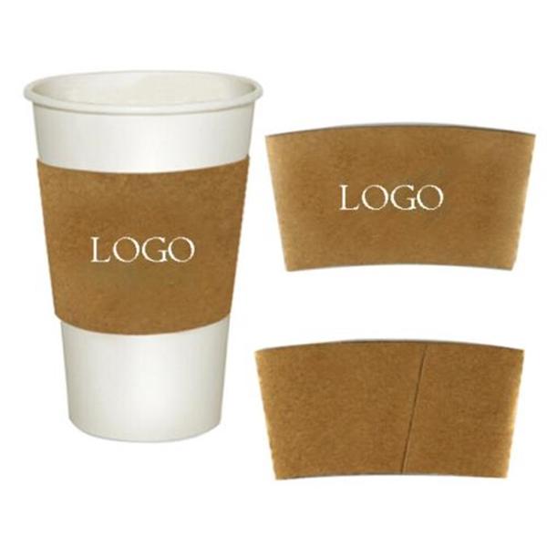 Paper Coffee Sleeves