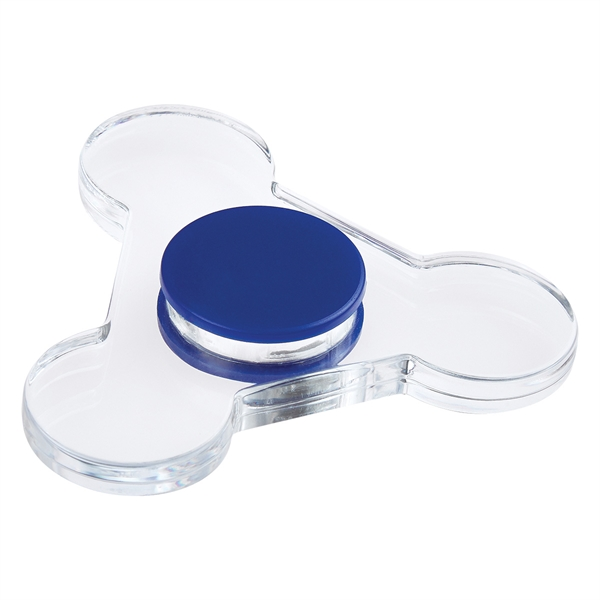 Budget Fun Spinner - Spinner toy used to reduce stress, anxiety, and increase focus by spinning between thumb and middle finger.