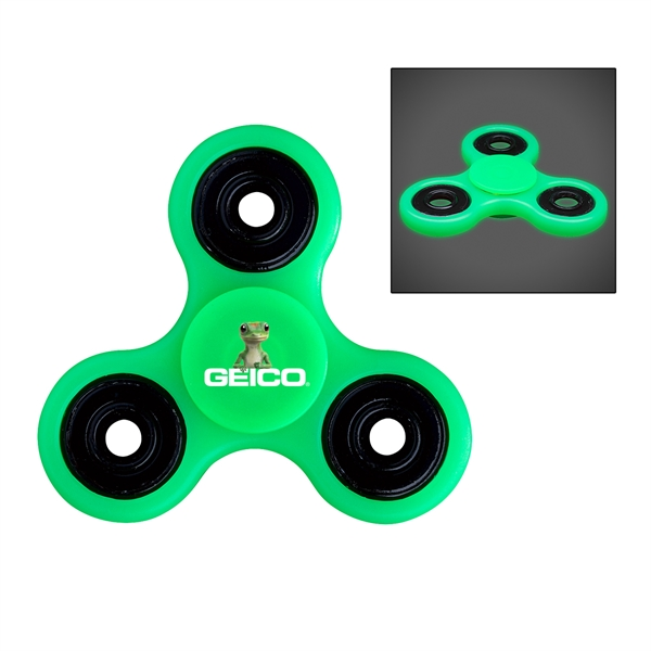 Glowing Fun Spinner