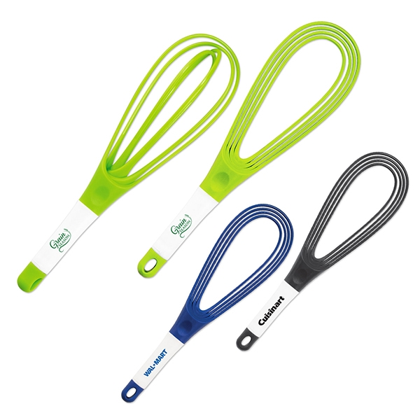 Collapsible Plastic Whisk