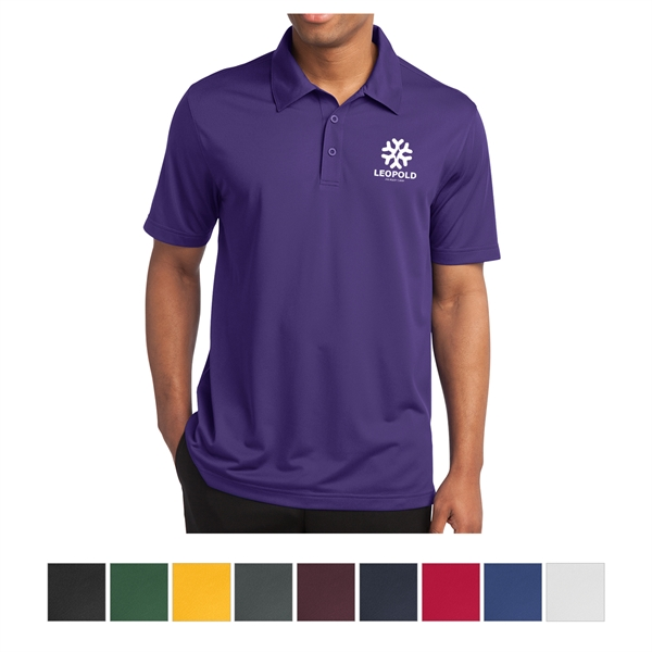 Sport-Tek PosiCharge Active Textured Polo