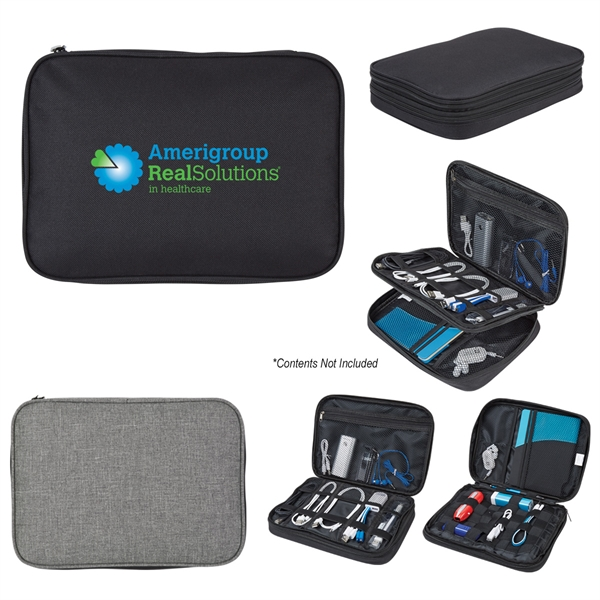 Electronics Organizer Travel Case