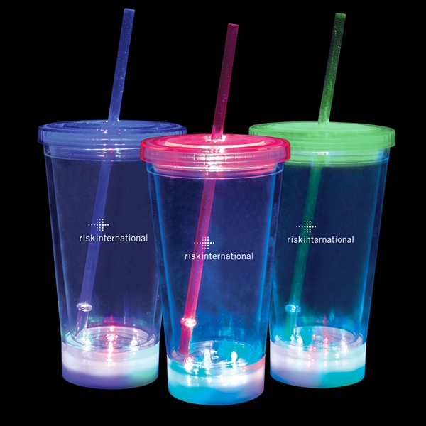16.9 oz. Light-Up Tumbler