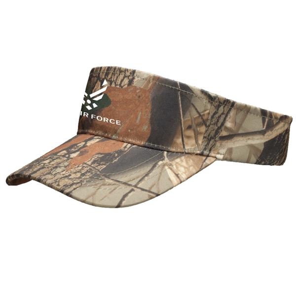 Ozark Camouflage Visor