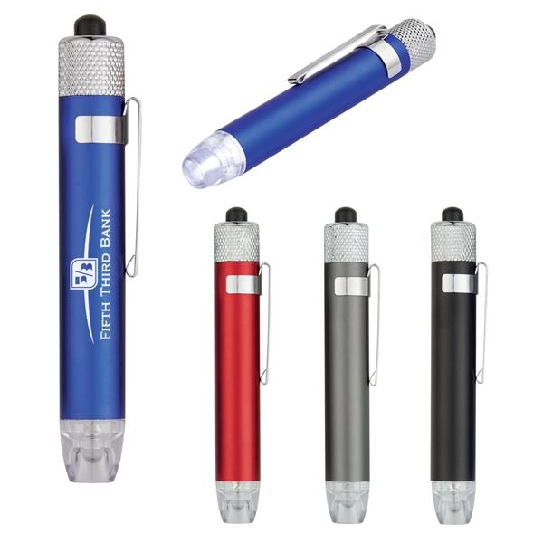 Aluminum Mini Pocket Flashlight