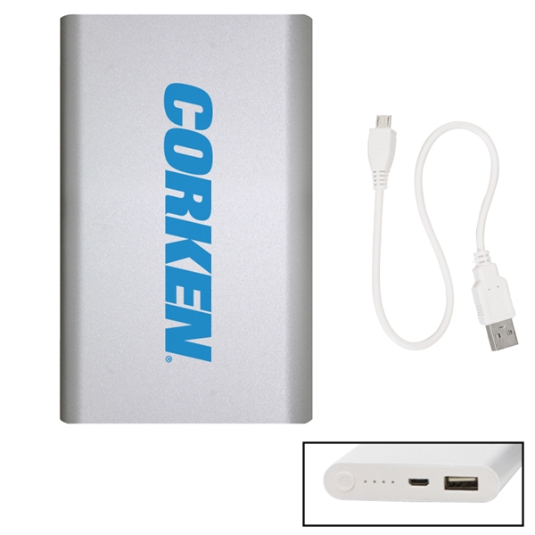 Morton 8000 mAh Power Bank
