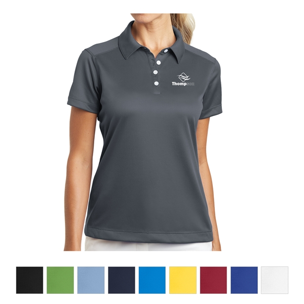 Nike Golf Ladies' Dri-FIT Pebble Texture Polo