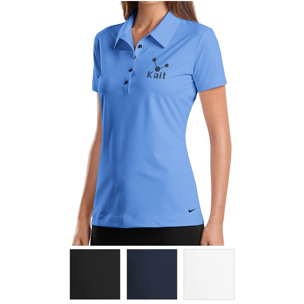 Nike Golf Elite Series Ladies' Dri-FIT Ottoman Bonded Polo